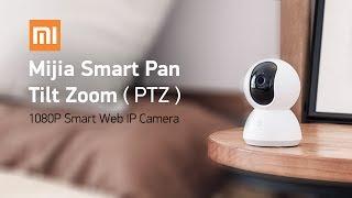 iP камера Xiaomi MIJIA Smart Pan Tilt Zoom (PTZ) Camera - обзор и тестирование