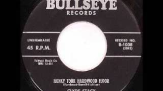 Clyde Stacy - Honky Tonk Hardwood Floor