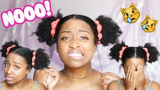 10 Things That BROKE My Natural Hair OFF! | TYPE 4C