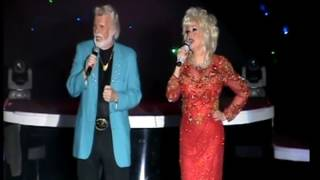 Kenny and Dolly Together Again