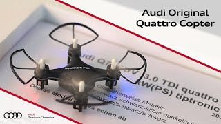 Audi Original Quattro Copter