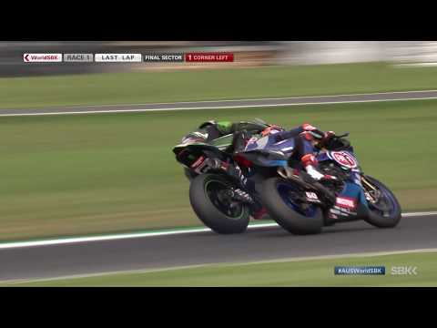 スーパーバイク(SBK) 第1戦オーストラリア Race1 ハイライト動画