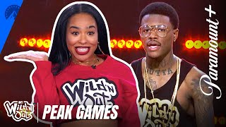 Peak Games: Hood Jeopardy (Funniest Answers, Fails, & More) | Wild 'N Out