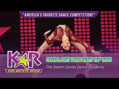"""One Last Moment Of You"" from The Dream Center Dance Academy"