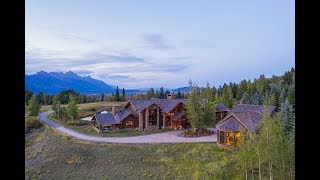 Private Architectural Masterpiece In Jackson, Wyoming   Sothebys International Realty