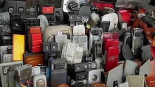preview picture of video 'Port de Cotonou: voiture cherche ses pièces volées'