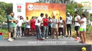 Madras Heritage Marathon 2014