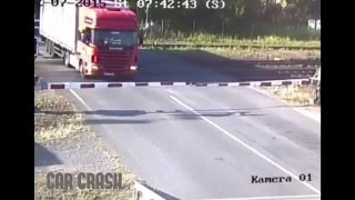 Pendolino crash with the Truck in Czech Republic