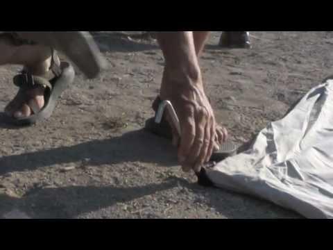 Jalama Beach Camping Trip 2012