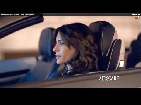 Mercedesbenz E Class Cabriolet Кабриолет класса E - рекламное видео 3