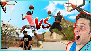 2v2 DUNKS ONLY H.O.R.S.E. Ft. Chris Staples