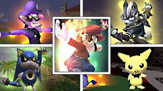 Super Smash Bros Legacy XP - All Characters's Final Smash (Smash Brawl Mod Pack)