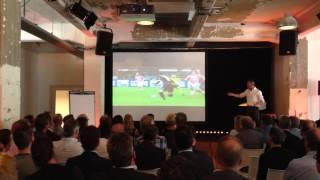 Hallo Jumbo! Voetbal vs ondernemerschap