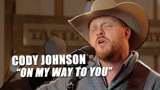 "Cody Johnson, ""On My Way To You"""