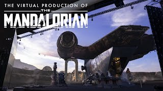 The Virtual Production of The Mandalorian, Season One