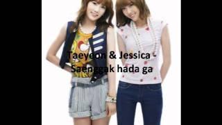 01. Girls' Generation - So Nyuh Shi Dae Official Lyrics