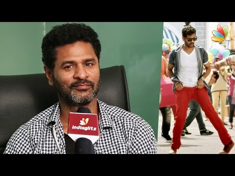 I-dont-want-to-concentrate-on-dance-anymore--Prabhu-Deva-Interview-Devi-Tamil-Movie