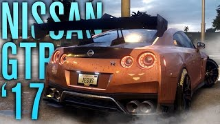 BEST GTR YET? 2017 NISSAN GT-R BUILD! | Need for Speed 2015 Gameplay w/ The Nobeds
