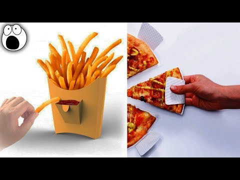 The Most Genius Food Packaging Designs Ever Created