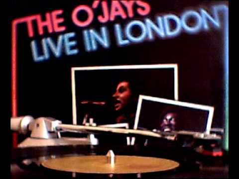 THE O'JAYS - PUT YOUR HANDS TOGETHER...LIVE!