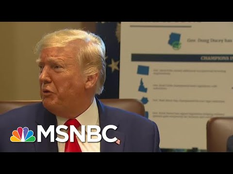 Trump Belittles Article I, Section 9, Paragraph 8 Of Constitution: 'Phony Emoluments Clause' | MSNBC