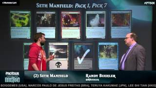 Pro Tour Shadows over Innistrad: Draft Viewer with Seth Manfield
