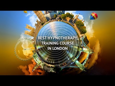 The best hypnotherapy training course in London - UK ... - YouTube