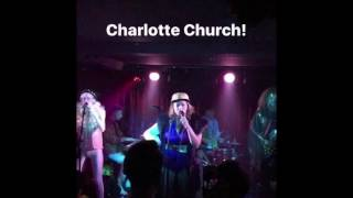 Charlotte Church's late night pop dungeon, The Academy, Dublin, 8th April 2017