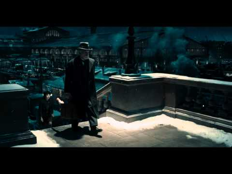 """Official """"Hugo"""" Trailer 2- In theaters November 23"""