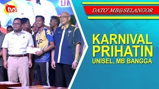 Karnival Prihatin UNISEL, MB bangga