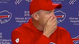 Rex Ryan Accidentally Curses on Live TV Talking About Bill Belichick