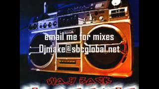 Wayback Classics - Dj M&M - Wbmx Chicago Classics - Italo Mix - Chicago House Mix