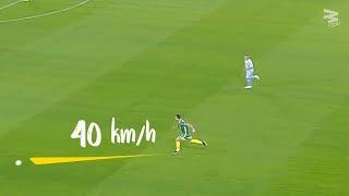 deportes Sprints con Cristiano Ronaldo