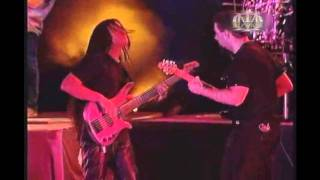 Dream Theater - Scarred (live bucharest)