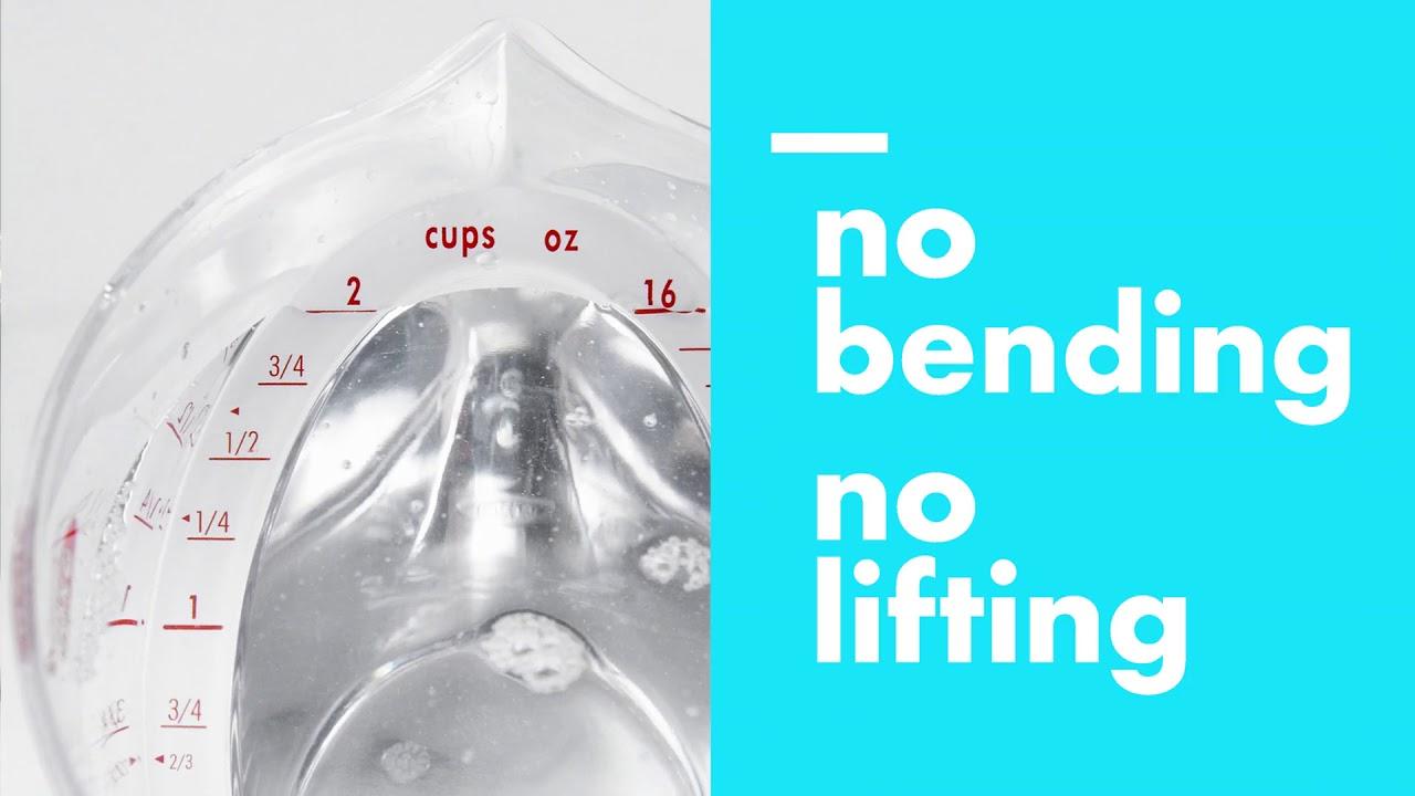 Video - OXO Maatbeker 1 Liter