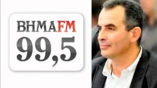 Ο Γ. Αδαμίδης, μιλά στο ΒΗΜΑ FM και στους δημοσιογράφους Μπάμπη Παπαναγιώτου & Αργύρη Παπαστάθη
