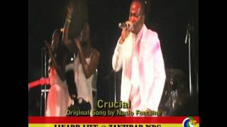 Crucial LIVE   Original Song By Nasio Fontaine