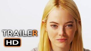 MANIAC Official Teaser Trailer (2018) Emma Stone, Jonah Hill Sci-Fi Netflix TV Series HD