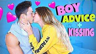 HOW TO KISS: BOY ADVICE 101