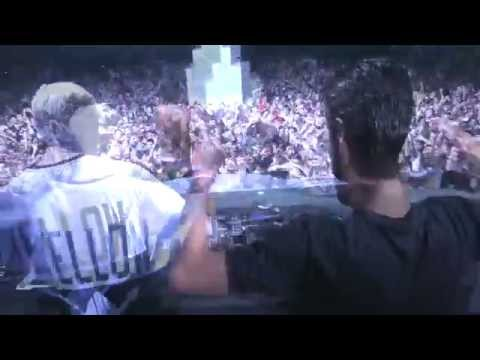 Yellow Claw @ Record Trap Moscow 07.02.15 - Aftermovie | Radio Record