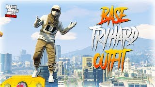 Patched Freemode Tryhard Modded Outfit Using Clothing Glitches For Base/Beach Wars GTA 5 Online 1.40