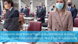 La Spagna legalizza l'eutanasia
