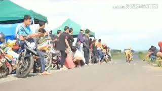 Story Wa Sayang 9 Version Drag Racing