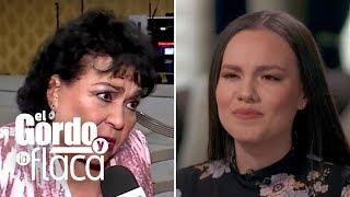 Carmen Salinas recibió una estrella en Las Vegas y esto opinó de la hija menor de José José | GYF