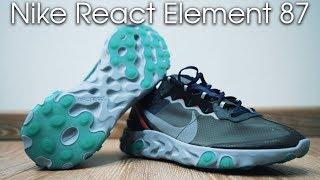 Обзор Nike React Element 87 | Просто хайп или годнота?