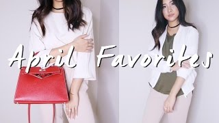 APRIL FAVORITES |New Designer bag - Eva Saffiano 11