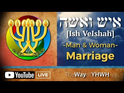 Marriage [The Union between a Man and a Woman]
