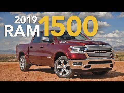 2019 Ram 1500 Review - First Drive