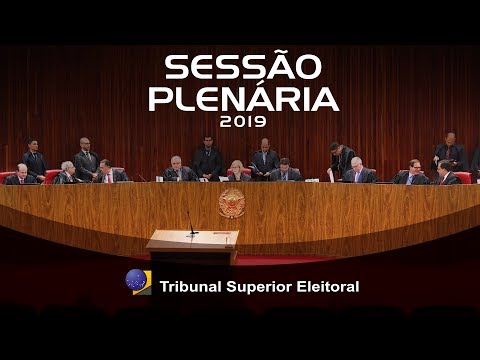 """<font color=""""red"""">AO VIVO</font> - Siga sessão no TSE que julga recurso da senadora Selma Arruda e deve cassar seu mandato"""