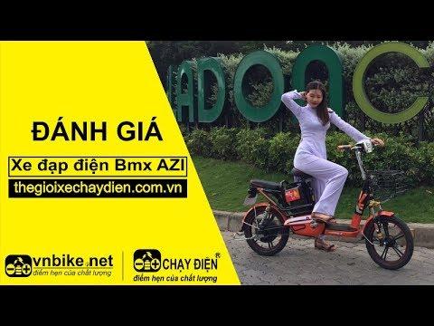 Đánh giá xe đạp điện  Bmx AZI
